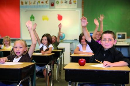 bambini, scuola, alunno