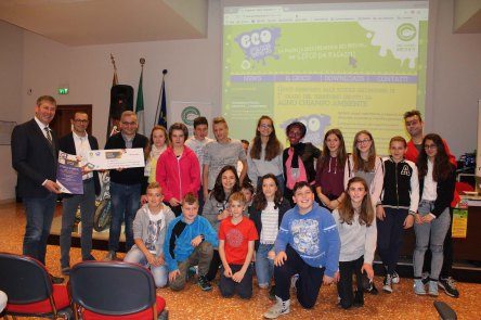 2° classificata classe II A istituto Floriani Recoaro
