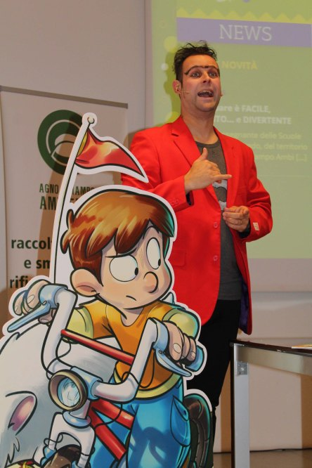 L'avatar Gino